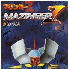 Fumetti: COMIC MAZINGER Z, Nº 1 - SELECTA VISION. Lote 262648710
