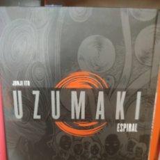 Cómics: UZUMAKI- ESPIRAL- JUNJI ITO.. Lote 263730305