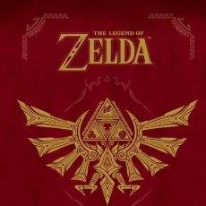 Cómics: THE LEGEND OF ZELDA. ARTE Y ARTEFACTOS - NORMA - CARTONE - IMPECABLE - SUB01T. Lote 265806029
