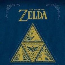 Cómics: THE LEGEND OF ZELDA. ENCICLOPEDIA - NORMA - CARTONE - IMPECABLE - SUB01T. Lote 265806434