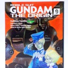 Cómics: GUNDAM THE ORIGIN 9 (YOSHIKAZU YASUHIKO) NORMA, 2005. Lote 266728633