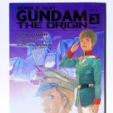 Cómics: GUNDAM THE ORIGIN 3 (YOSHIKAZU YASUHIKO) NORMA, 2005. Lote 266728643