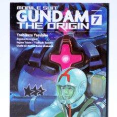 Cómics: GUNDAM THE ORIGIN 7 (YOSHIKAZU YASUHIKO) NORMA, 2005. Lote 266728648