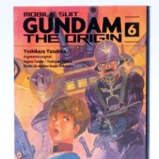 Cómics: GUNDAM THE ORIGIN 6 (YOSHIKAZU YASUHIKO) NORMA, 2005. Lote 266728653