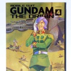 Cómics: GUNDAM THE ORIGIN 4 (YOSHIKAZU YASUHIKO) NORMA, 2005. Lote 266728658