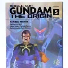 Cómics: GUNDAM THE ORIGIN 5 (YOSHIKAZU YASUHIKO) NORMA, 2005. Lote 266728663