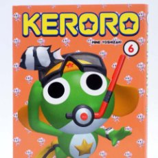Cómics: KERORO 6 (MINE YOSHIZAKI) NORMA, 2006. Lote 266728678