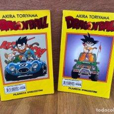 Comics : ¡LIQUIDACION MANGA! PEDIDO MINIMO 5 EUROS - 2 TOMOS DRAGON BALL - 8 Y 13 - PLANETA - GCH. Lote 267743719