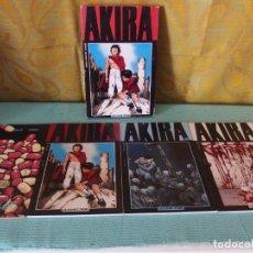 Cómics: AKIRA- 7 MANGA, KATSUHIRO OTOMO. Lote 268117099