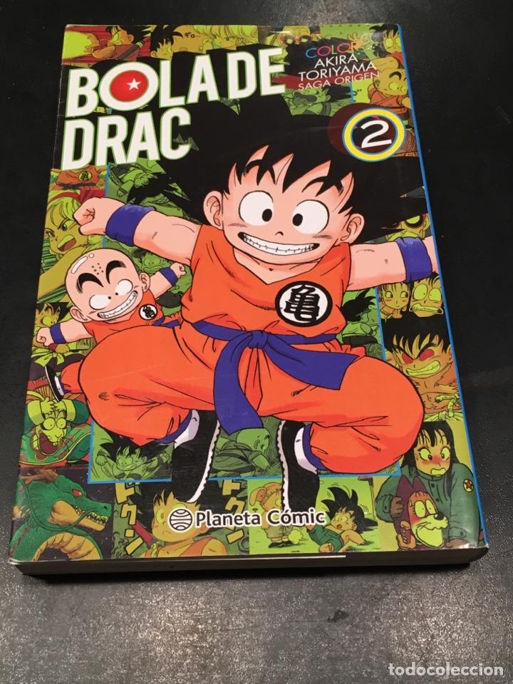 BOLA DE DRAC - COLOR - AKIRA TORILLAMA - 2 - SAGA ORIGEN (Tebeos y Comics - Manga)
