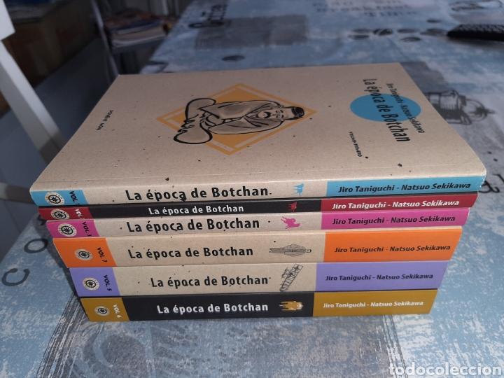 Cómics: La época de Botchan , colección completa, Ponent Mon, Jiro Taniguchi - Foto 2 - 269601408