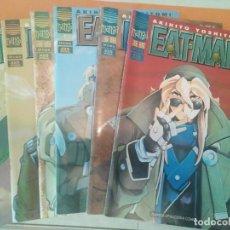 Cómics: EAT-MAN - COMPLETA - MANGA. Lote 269637493