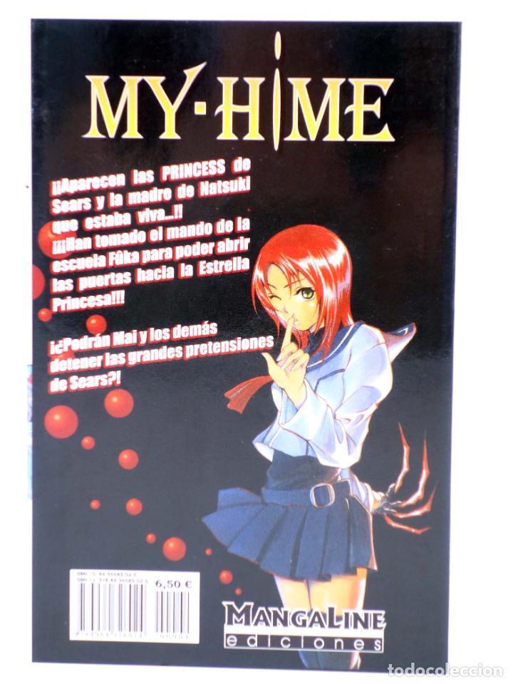 Cómics: MY HIME 4 (Yatate / Kimura / Satô) Mangaline, 2006. OFRT antes 6,5E - Foto 2 - 269768048