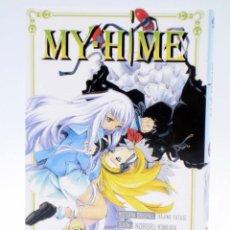Cómics: MY HIME 4 (YATATE / KIMURA / SATÔ) MANGALINE, 2006. OFRT ANTES 6,5E. Lote 269768048