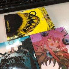Cómics: Q [KÛ] MANGA TATSUYA SHIHIRA 3 TOMOS MILKY WAY EDICIONES. Lote 269841503