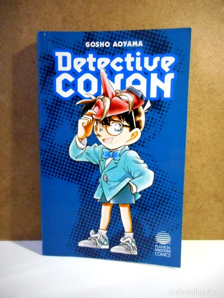 DETECTIVE CONAN Nº 11 ( GOSHO AOYAMA ) (Tebeos y Comics - Manga)