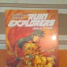 Comics : RUIN EXPLORERS - MANGA COMIC PEDIDO MINIMO 3€. Lote 270401623
