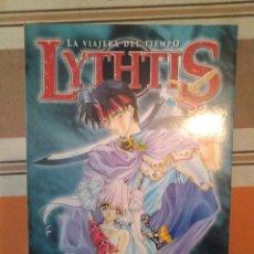 Comics : LYTHTIS LA VIAJERA DEL TIEMPO - MANGA COMIC PEDIDO MINIMO 3€. Lote 270403233