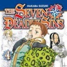 Fumetti: THE SEVEN DEADLY SINS 04 - SEMINUEVO. Lote 272041223