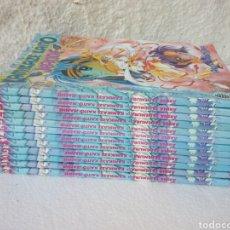 Cómics: MANGA - LOTE - KAMIKAZE KAITO - JEANNE - 12 REVISTAS. Lote 272245898