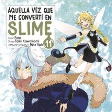 Cómics: CÓMICS. MANGA. AQUELLA VEZ QUE ME CONVERTÍ EN SLIME 11 - TAIKI KAWAKAMI / FUSE. Lote 272578733