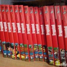 Comics: DRAGON BALL ULTIMATE EDITION PLANETA DEAGOSTINI COMPLETA. Lote 273149573