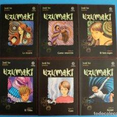 Cómics: MANGA UZUMAKI - JUNJI ITO - PLANETA. Lote 273775918