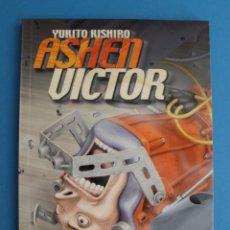 Cómics: MANGA ASHEN VICTOR - YUKITO KISHIRO - PLANETA. Lote 274019968