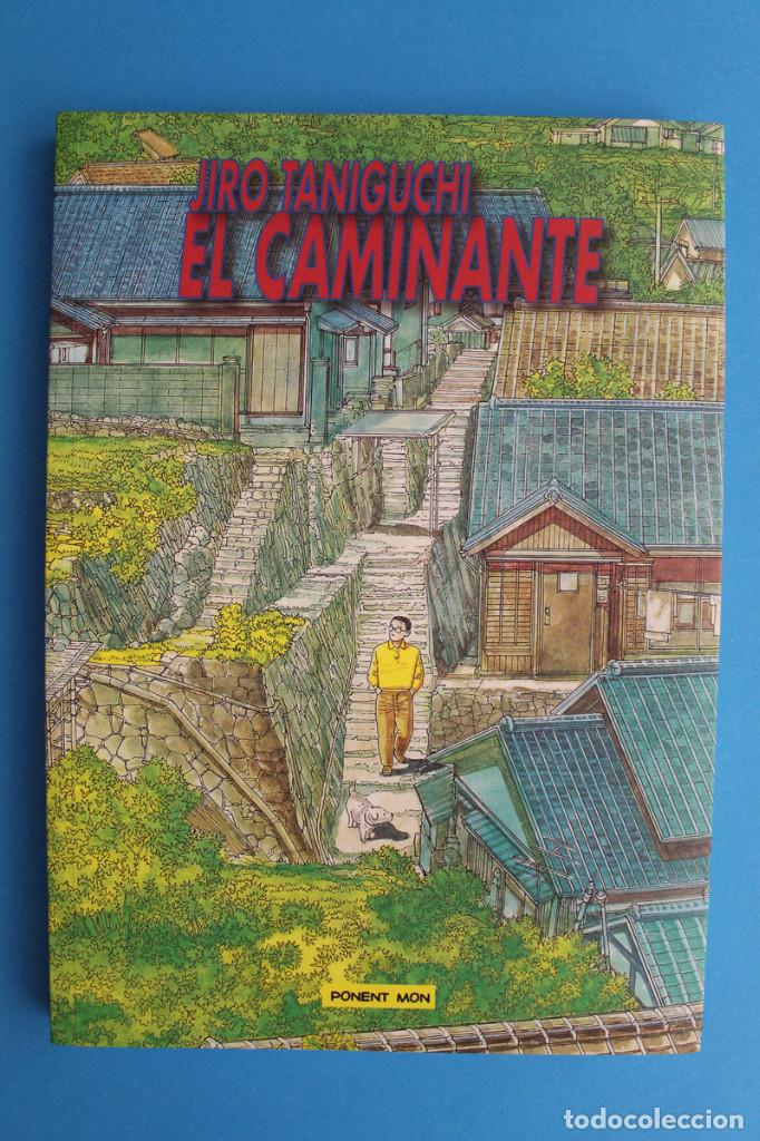 MANGA EL CAMINANTE - JIRO TANIGUCHI - PONENT MON (Tebeos y Comics - Manga)