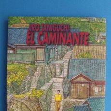 Cómics: MANGA EL CAMINANTE - JIRO TANIGUCHI - PONENT MON. Lote 274424308