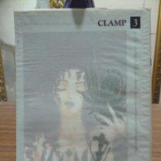 Cómics: CLOVER Nº 3 - CLAMP - MANGALINE EDICIONES. Lote 275613608