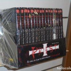 Comics: PRIEST COMPLETA 16 TOMOS EL MANGA EN QUE SE BASÓ LA PELÍCULA EL SICARIO DE DIOS - NORMA OFERTA. Lote 276012763