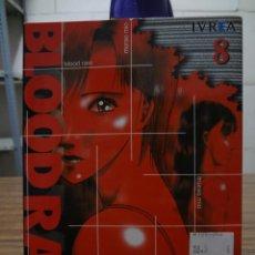 Cómics: BLOOD RAIN Nº 8 - MURAO MIO - EDITORIAL IVREA. Lote 276131263
