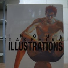 Cómics: ART BOOK INOUE TAKEHIKO ILLUSTRATIONS - SLAM DUNK - IVREA. Lote 276710348