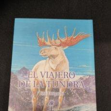 Cómics: MANGA EL VIAJERO DE LA TUNDRA,JIRO TANIGUCHI, PONENT MON. Lote 276763938