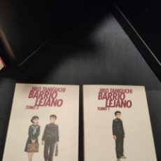 Cómics: MANGA BARRIO LEJANO COMPLETA, JIRO TANIGUCHI, PONENT MON. Lote 276764948