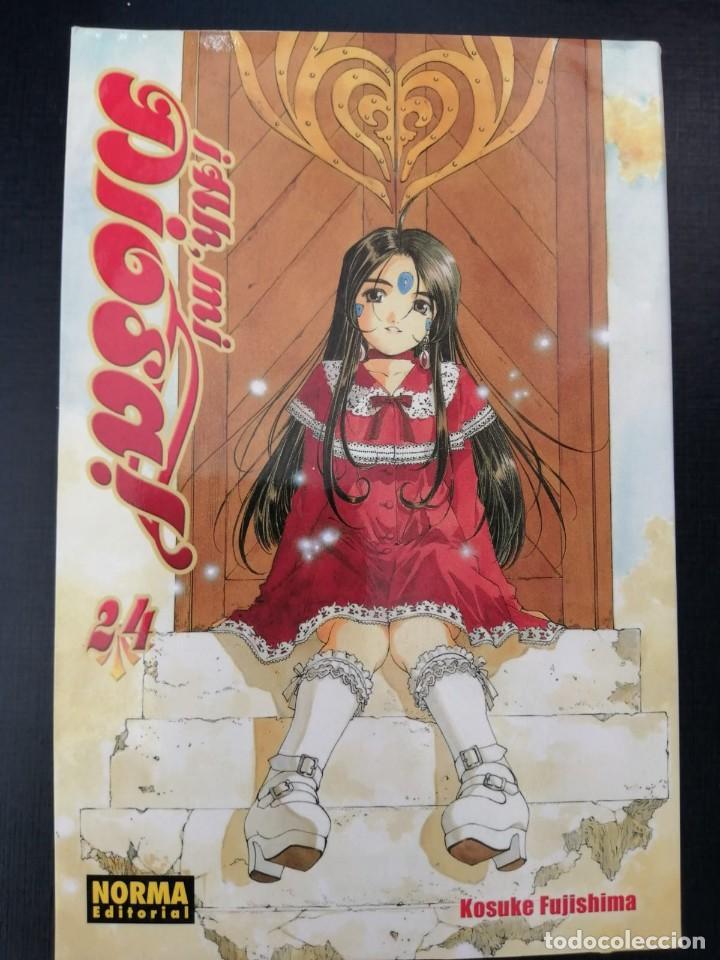AH, MI DIOSA! 24. (MANGA) (Tebeos y Comics - Manga)