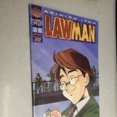 Cómics: LAWMAN Nº 2 / AKIHIRO ITOH / MANGA - PLANETA. Lote 277695248
