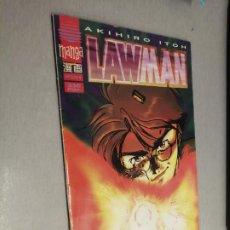 Cómics: LAWMAN Nº 3 / AKIHIRO ITOH / MANGA - PLANETA. Lote 277695483