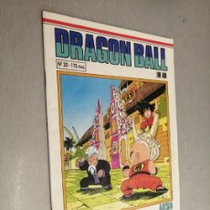Cómics: DRAGON BALL SERIE BLANCA Nº 20 / AKIRA TORIYAMA / PLANETA DEAGOSTINI. Lote 277695883