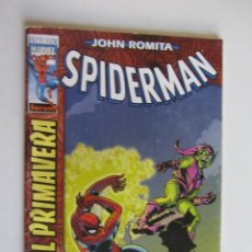Cómics: SPIDERMAN JOHN ROMITA ESPECIAL PRIMAVERA 2001 - FORUM AS03. Lote 278327568
