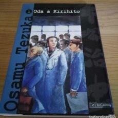 Cómics: TEZUKA - ODA A KIRIHITO 1. Lote 278339228