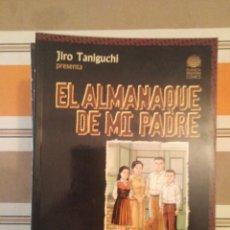 Comics : EL ALMANAQUE DE MI PADRE 2 - COMIC MANGA PEDIDO MINIMO 3€. Lote 284534633