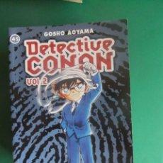 Cómics: DETECTIVE CONAN VOL.2 Nº 45 PLANETA COMICS. Lote 288373473