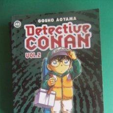 Cómics: DETECTIVE CONAN VOL.2 Nº 48 PLANETA COMICS. Lote 288373808