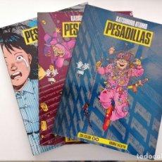 Cómics: PESADILLAS DE KATSUHIRO OTOMO EDICIÓN GRAN FORMATO. Lote 288508593
