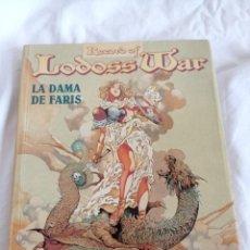 Cómics: RECORDS OF LODOSS WAR, LA DAMA DE FARIS. Lote 288679098
