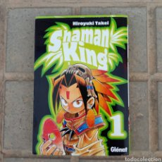 Cómics: SHAMAN KING COMIC MANGA. NUMERO 1. Lote 289768918