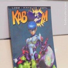 Cómics: KABOOM JEFF MATSUDA - DUDE COMICS OFERTA. Lote 289888753
