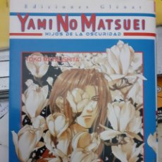 Cómics: YAMI NO MATSUEI-GLENAT- Nº 11 -ÚLTIM COLEC-HIJOS DE LA OSCURIDAD-YOKO MATSUSHITA-2005-MUY BUENO-5602. Lote 289896878